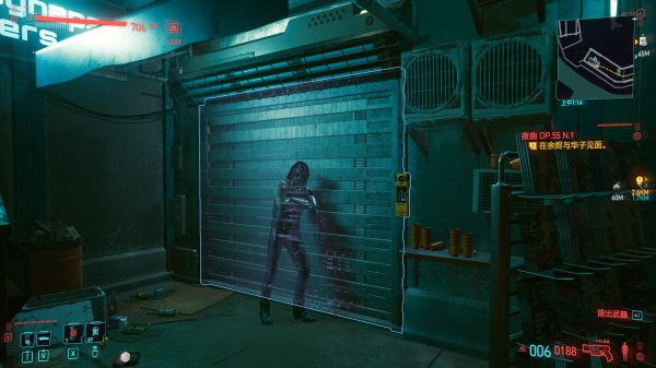 《赛博朋克2077》制作组照片彩蛋密码是什么
