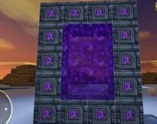 迷你世界怎么做天堂门 天堂门制作方法