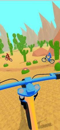 疯狂自行车破解版图1